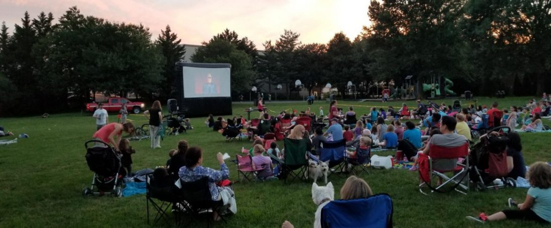 Summer Movie Night: The Croods, Saturday, August 25, 2018